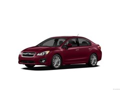 Used 2012 Subaru Impreza 2.0i Limited Sedan under $11,000 for Sale in Rhinebeck