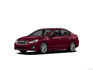 2012 Subaru Impreza 2.0i Limited Sedan