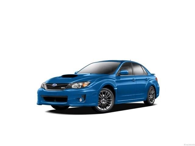 2012 Subaru Impreza WRX Limited Sedan
