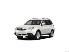 Used 2012 Subaru Forester 2.5X SUV in White River Junction, VT