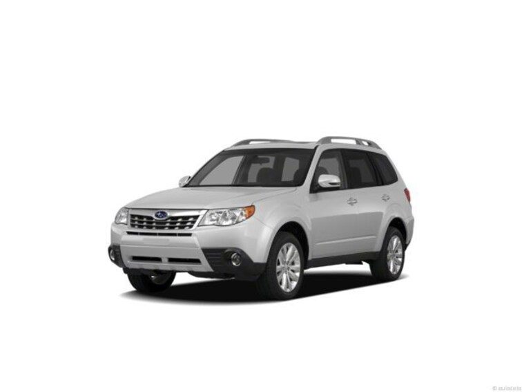Used 2012 Subaru Forester 2.5X SUV in Indianapolis