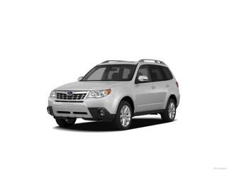 Used 2012 Subaru Forester 2.5X Premium SUV for sale near you in Westborough, MA