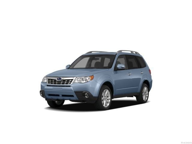 2012 Subaru Forester 2.5X Premium w/All-Weather Pkg SUV