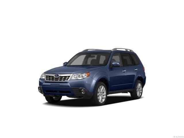 2012 Subaru Forester 2.5X Premium w/All-Weather Pkg SUV