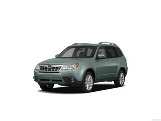 Used 2012 Subaru Forester 2.5X Limited w/Nav SUV for sale in Brockport at Spurr Subaru
