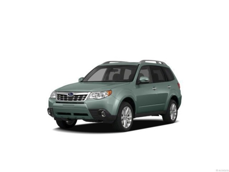 Used 2012 Subaru Forester 2.5X Limited w/Nav SUV for sale in Brockport, NY at Spurr Subaru