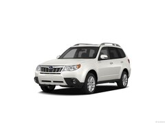 Used 2012 Subaru Forester 2.5X Limited (A4) SUV In Portland, ME