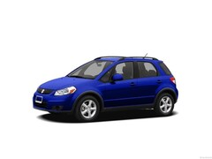 2012 Suzuki SX4 Hatchback Missoula, MT