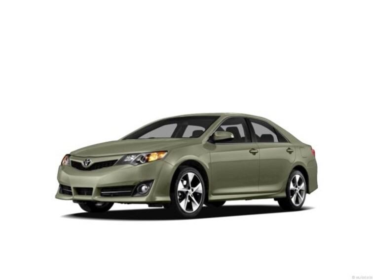 Green Toyota Springfield Il >> Used 2012 Toyota Camry For Sale In Springfield Il