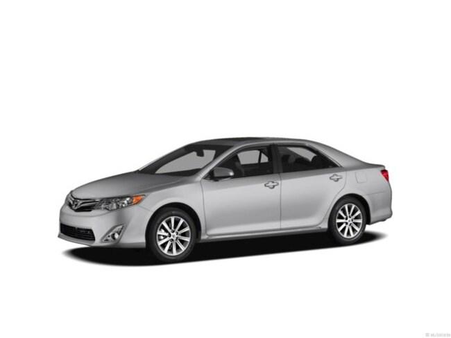 2012 Toyota Camry XLE Sedan