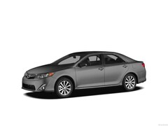 2012 Toyota Camry XLE CONV/LTHR PKG Sedan