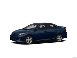 Pre-Owned 2012 Toyota Corolla S Sedan for sale in McKinney, TX