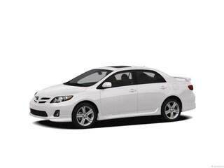 2012 Toyota Corolla LE 4dr Sdn Auto  Natl Sedan