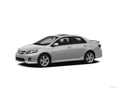 Used 2012 Toyota Corolla LE Sedan in Portsmouth, NH