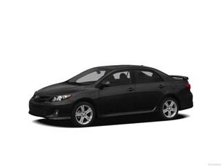 2012 Toyota Corolla LE Sedan