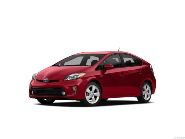 Pre-Owned 2012 Toyota Prius Five HB (Natl) in Durango, CO