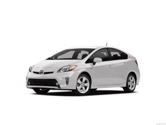 2012 Toyota Prius One One  Hatchback