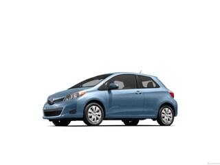 2012 Toyota Yaris 3-Door Liftback