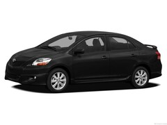 2012 Toyota Yaris Base Sedan
