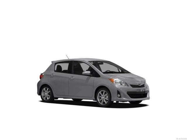 2012 Toyota Yaris Liftback