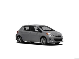 2012 Toyota Yaris L Liftback