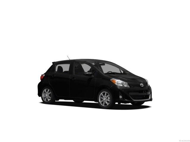 2012 Toyota Yaris LE Liftback