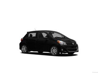 2012 Toyota Yaris LB Liftback