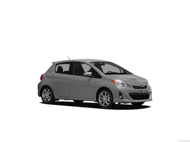2017 Toyota Yaris 5 Door Le Liftback