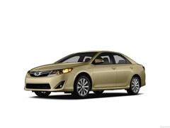 2012 Toyota Camry Hybrid LE Sedan