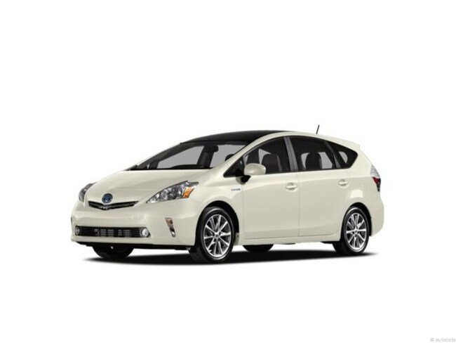2012 Toyota Prius v V HATCH