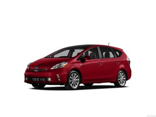 Used 2012 Toyota Prius v Two Wagon P11675A in Boston, MA