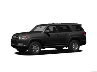 2012 Toyota 4Runner 4WD V6 SUV