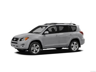 Used 2012 Toyota RAV4 4DR 4WD LE SUV in Marietta, OH