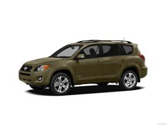 used 2012 Toyota RAV4 4DR V6 4WD SUV for sale in Marietta OH