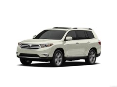 Used 2012 Toyota Highlander Base SUV for sale in Temple TX