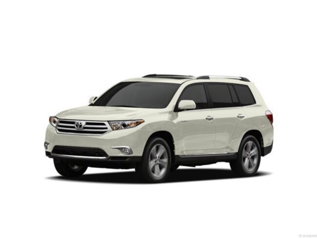 Used 2012 Toyota Highlander Limited V6 SUV in Early, TX