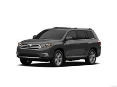 Used vehicles 2012 Toyota Highlander SE V6 AWD SUV 61774A for sale near you in Burlington, NJ