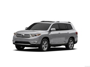 2012 Toyota Highlander Limited V6 AWD