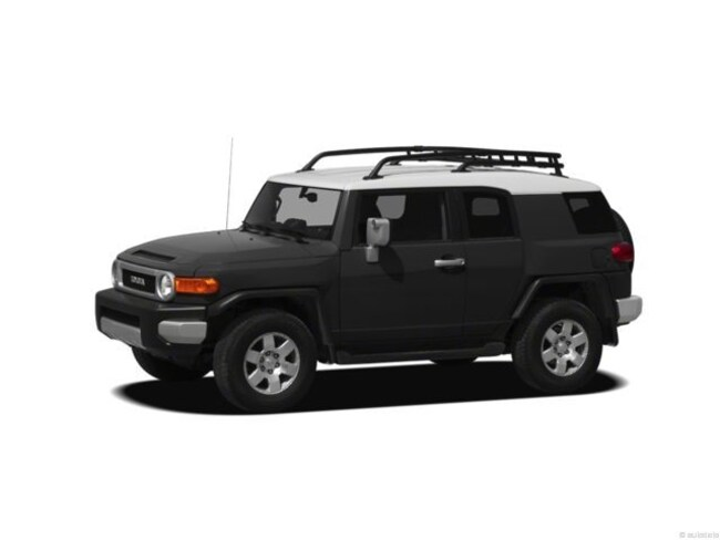 Used 2012 Toyota FJ Cruiser 4DR 4WD AT in Appleton