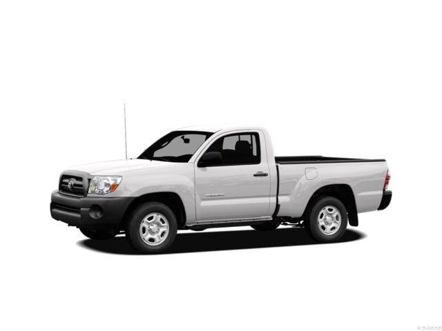 2012 Toyota Tacoma Regular Cab Truck Regular Cab