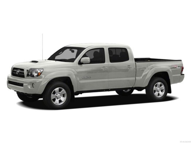 2012 Toyota Tacoma PreRunner Double Cab Truck Double Cab