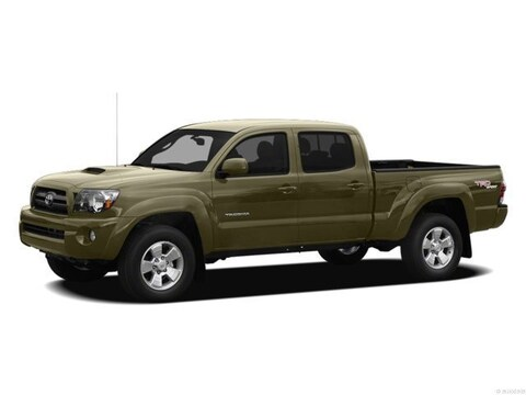 2012 Toyota Tacoma PreRunner Truck Double Cab