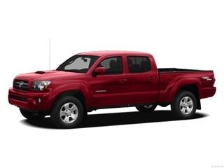 2012 Toyota Tacoma TRD Sport 4WD Double Cab V6 AT (Natl)
