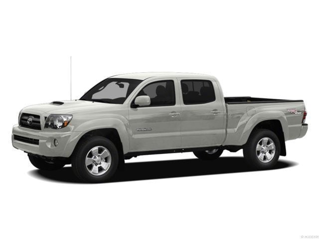 2012 Toyota Tacoma 4WD Double LB V6 AT Truck Double Cab