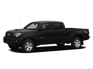 2012 Toyota Tacoma V6 Double Cab 4WD Truck Double Cab