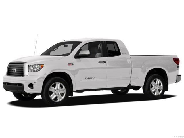 2012 Toyota Tundra Truck Double Cab