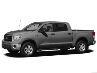 2012 Toyota Tundra 4.6L V8 CrewMax 4x4 Truck