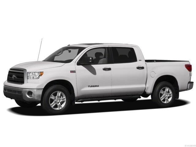 2012 Toyota Tundra Truck CrewMax