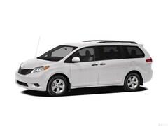 2012 Toyota Sienna LE 8-Passenger LE 8-Passenger  Mini-Van V6