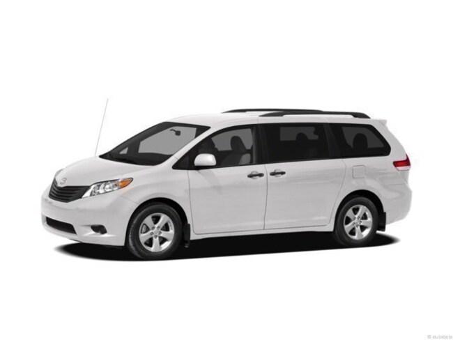 Used 2012 Toyota Sienna XLE AAS Minivan/Van Silver Spring, MD
